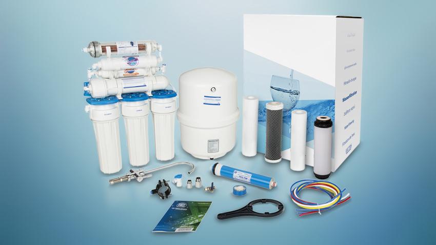7 stage omso aqua filter Ion αντίγραφο